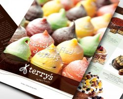 Terrys Tortes & Treats Catalogue